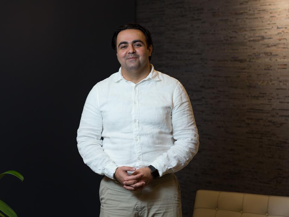 Photo of Pawan Chawla, Senior Software Developer